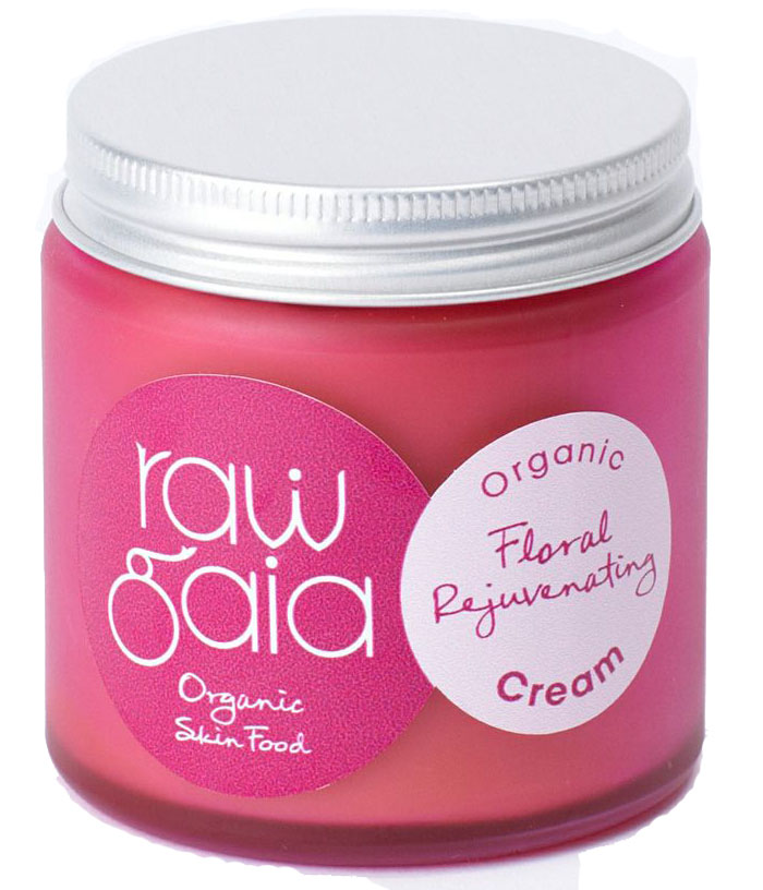 Raw Gaia Floral Rejuvenating Cream Image